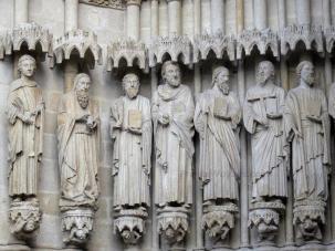 skulpturen gotik
